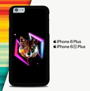 Bear Cool Art P1274 custodia cover iPhone 6 Plus, 6S Plus