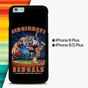 Cincinnati Bengals Pride Since 1968 P1290 custodia cover iPhone 6 Plus, 6S Plus