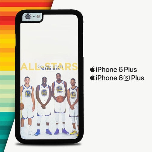Golden State Warriors all star P1568 custodia cover iPhone 6 Plus, 6S Plus