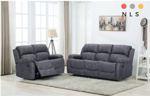 Alaska Fabric Suite Collection - North Lakes Sofas