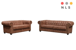 Astor Chesterfield Collectiobn - North Lakes Sofas