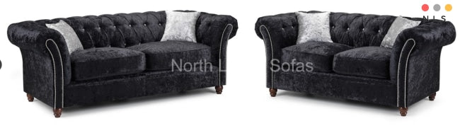 Derby Chesterfield Suite Collection