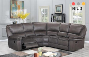Boston Suede Fabric Corner Sofa - North Lakes Sofas