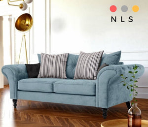 Daniella Chesterfield Collection - North Lakes Sofas