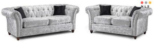 Derby Chesterfield Suite Collection - North Lakes Sofas