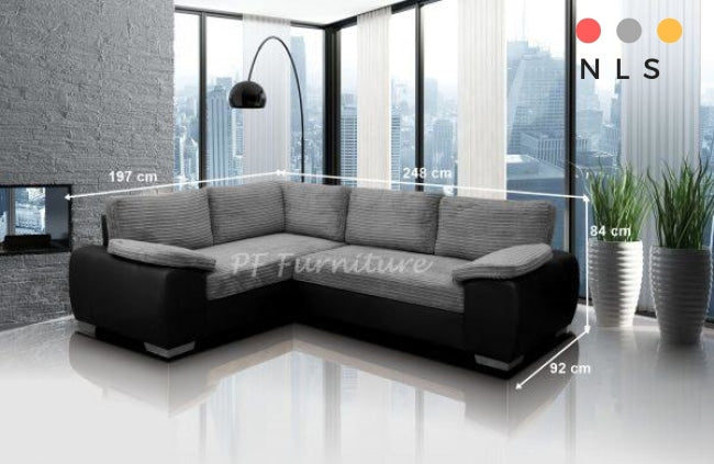 Enzo Corner Sofa Bed Collection