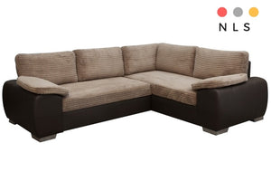 Enzo Corner Sofa Bed Collection - North Lakes Sofas