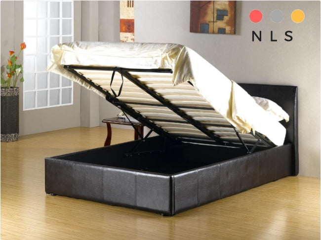Fusion Storage PU Bed