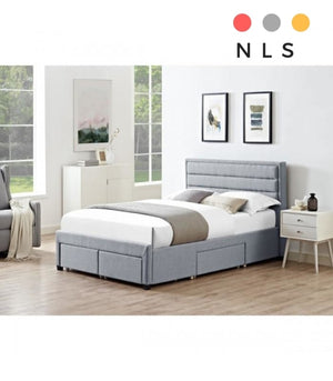 Greenwich Bed Frame Collection - North Lakes Sofas
