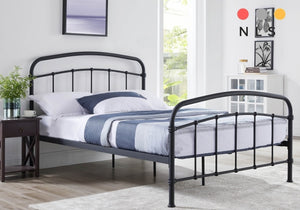 Halston Bed Frame Collection - North Lakes Sofas
