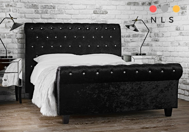 Isabella Bed Frame Collection