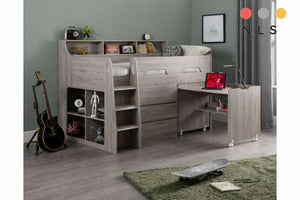 Jupiter Bunk bed Collection - North Lakes Sofas