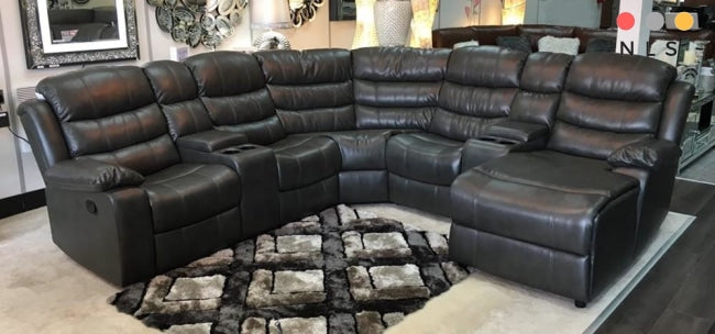 London Electrical Recliner Suite