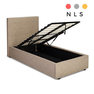 Lucca Ottoman/standard Bed Frame Collection - North Lakes Sofas