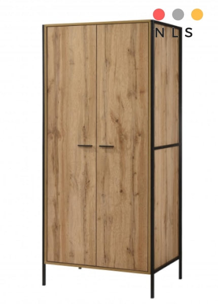 Michigan Robe 2 Door Wardrobe