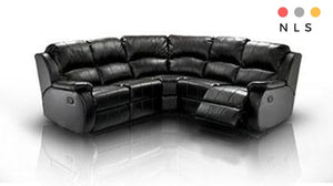 New York Corner Collection - North Lakes Sofas