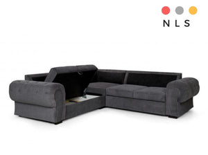 Niko Corner Sofa Bed - North Lakes Sofas