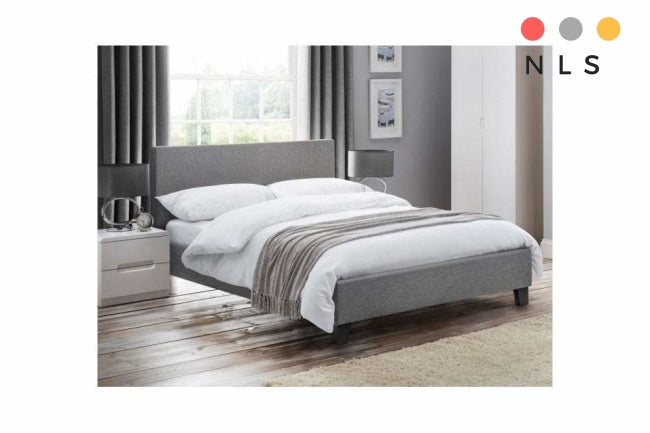 Rialto Solid/Storage Bedframe Collection