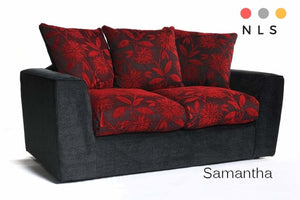 Samantha Swirl Collection - North Lakes Sofas
