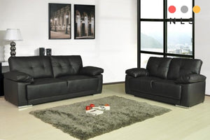 Sienna Leather Collection - North Lakes Sofas