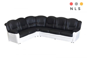 Texas Faux Leather Corner Collection - North Lakes Sofas