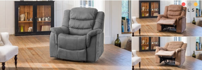 Tirana Reclining Chair Collection