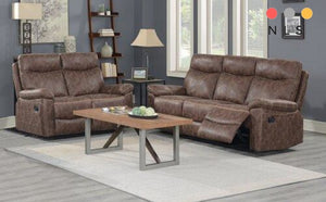 Tuscany Recliner Collection - North Lakes Sofas