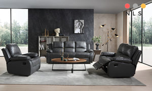 Valencia Leather Recliner Collection - North Lakes Sofas