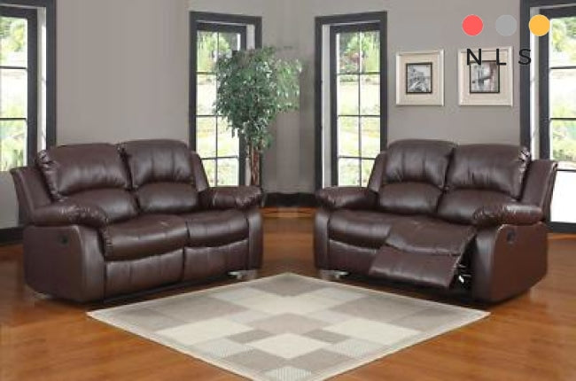 Valencia Leather Recliner Collection