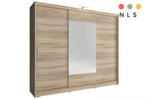 Walton Sliding Wardrobe - North Lakes Sofas