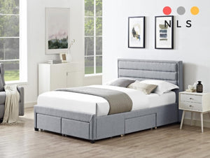 Woodbury Bed Frame Collection - North Lakes Sofas