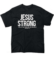 T-shirt Jésus - Jésus Strong