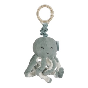 Pull & Shake Octopus - Mint