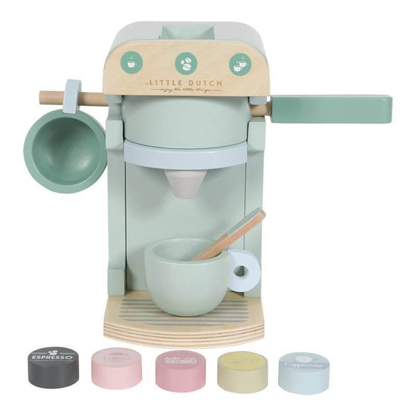 Wooden Play Coffee Machine