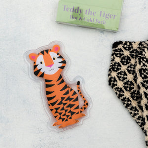 Teddy the Tiger Hot/Cold Pack