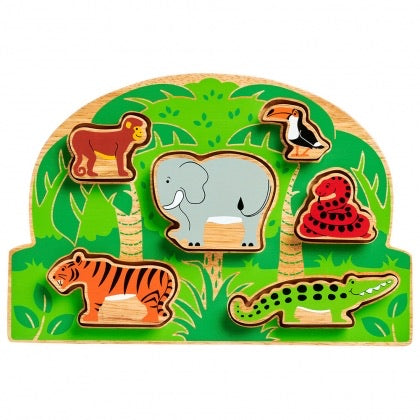 Jungle Shape Sorter