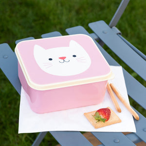Cookie the Cat Lunch Box