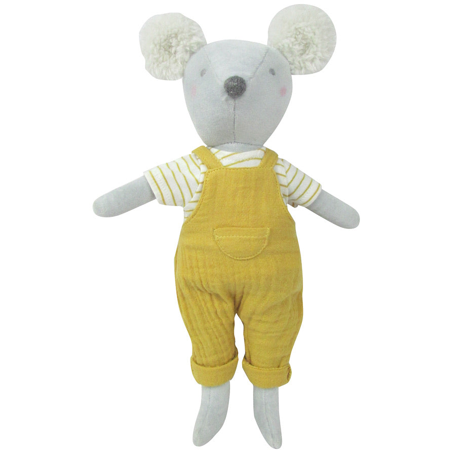 Cotton Velvet Mouse Soft Toy