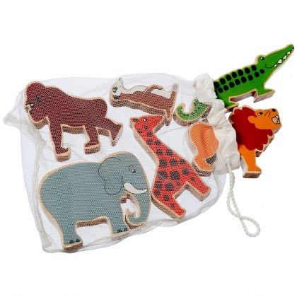 World Animals Bag of 6