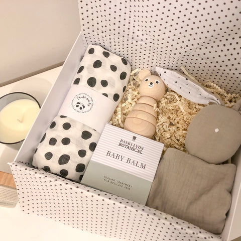 Gift Box, Card & Wrapping