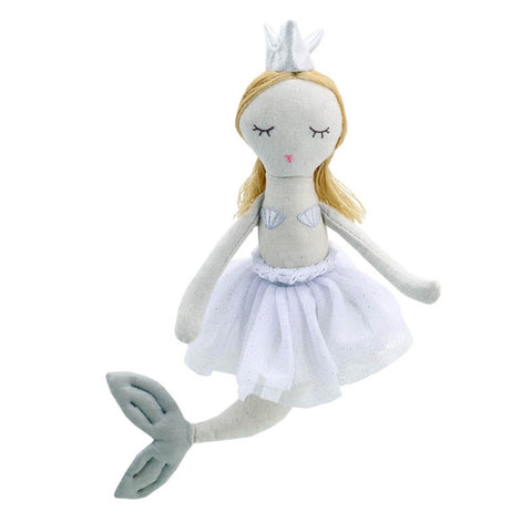 Blonde Mermaid Doll