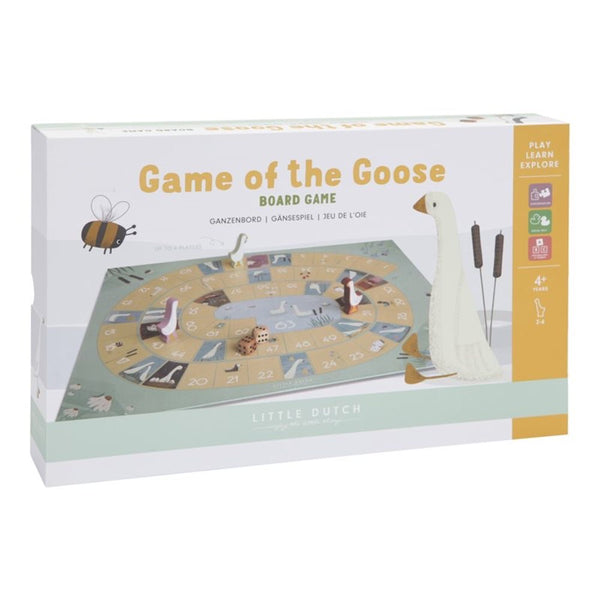 Little Dutch Boardgame Game of the Goose