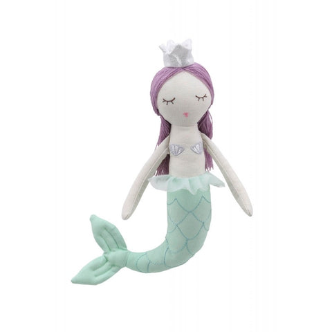Lilac Mermaid Doll