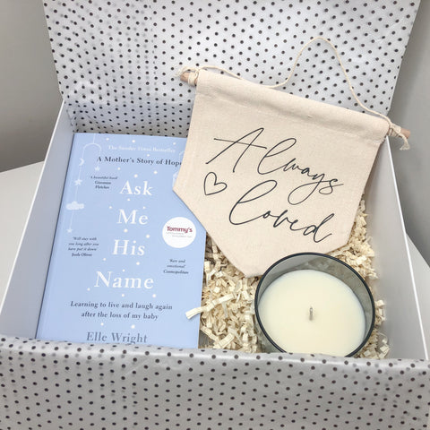 Always Loved Gift Box ~ Supporting Baby Loss Charities