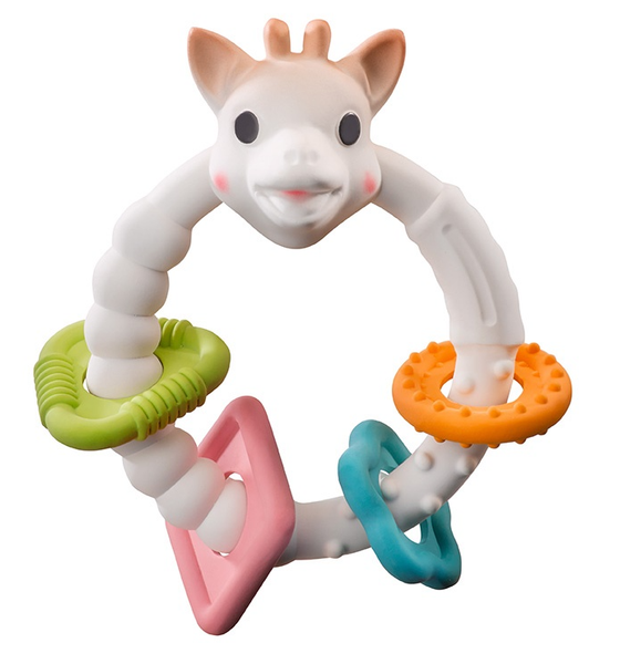 Sophie the Giraffe Multi Textured Teether