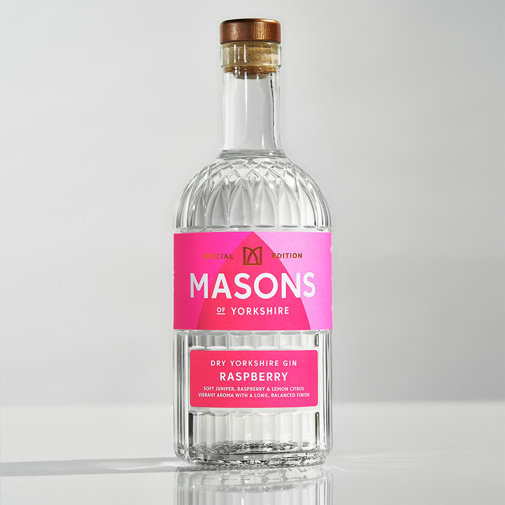 Masons Raspberry Gin