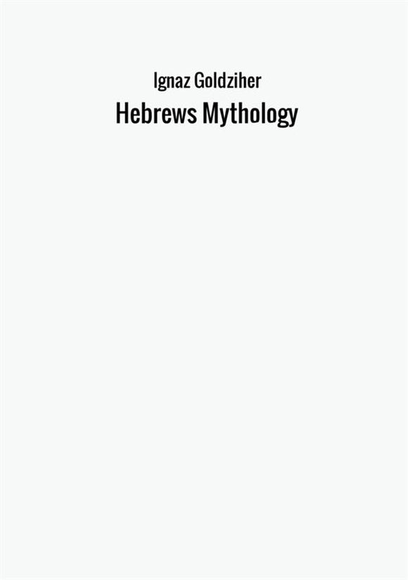 Hebrews Mythology