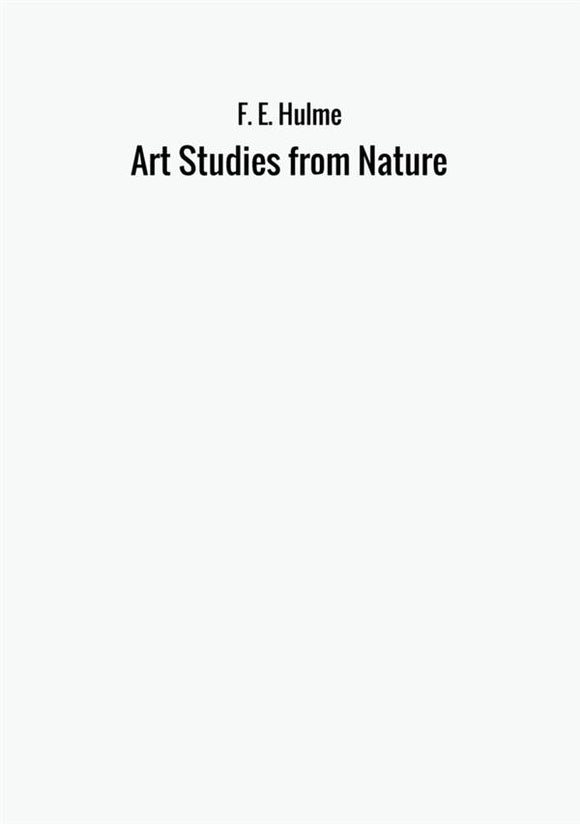 Art Studies from Nature