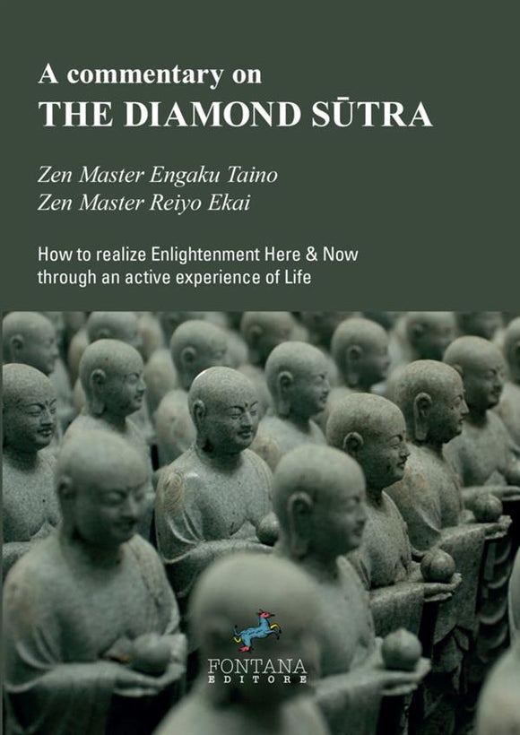 A commentary on THE DIAMOND SŪTRA