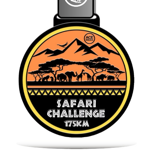 The Safari Challenge - 175km